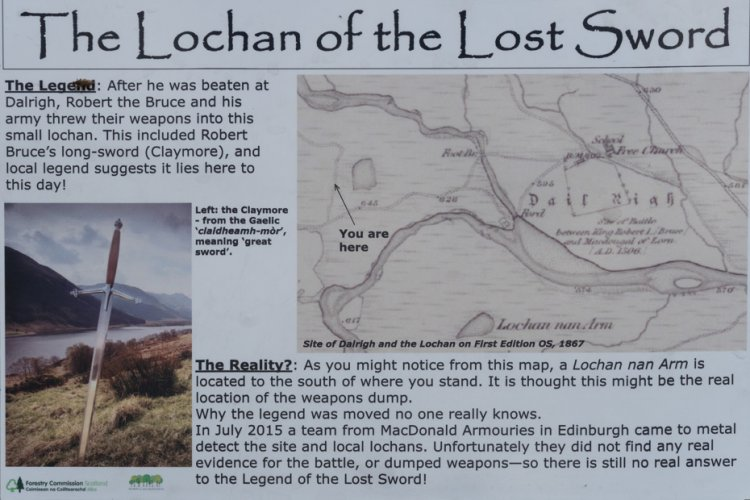 sign by Lochan of the Lost Sword