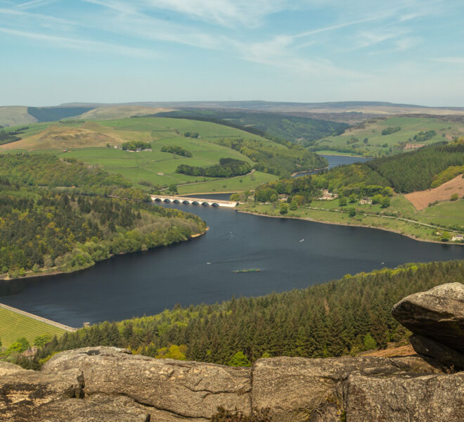 A full Ladybower in 2019
